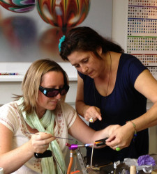 LAMPWORK TUITION
